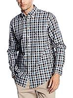 Fynch-Hatton Camisa Hombre (Azul Oscuro)