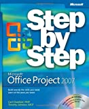 img - for Microsoft  Office Project 2007 Step by Step (Step By Step (Microsoft)) book / textbook / text book