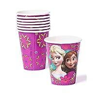 Frozen 9 oz. Paper Cups - 8 count