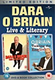 Dara O Briain - Live & Literary (Book + DVD) [Amazon Exclusive] This Is The Show / Tickling The English