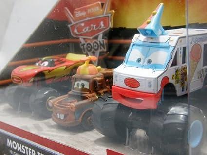 Disney Cars Monster Truck Toys Disney Toon Cars Monster Truck
