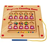 Counting Skills Magnetic Maze