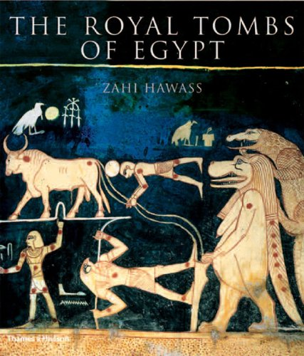 Royal Tombs of Egypt: The Art of Thebes Revealed