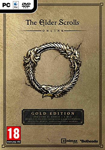The Elder Scrolls Online - Gold Edition - PC
