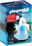 Playmobil Caballeros - Fantasma del castillo con led multicolor (6042)