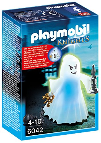 PLAYMOBIL Castle Ghost with Rainbow Led Playset Building Kit