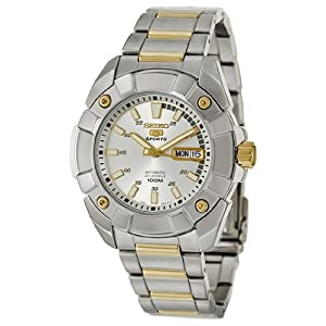 Seiko 5 Sports Automatic Men's Automatic Watch SNZG27K1