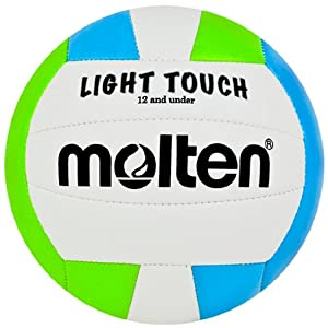 Buy Molten MS240 Light Touch Volleyball by Molten