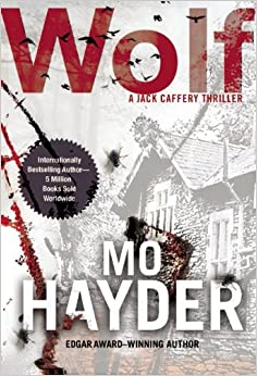 Wolf by Mo Hayder cover