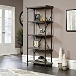 Sauder Canal Street 5 Shelf Bookcase