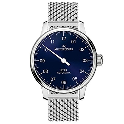 Meistersinger reloj hombre N03 AM908