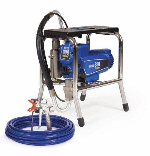 Graco Nova 390 Prostep Electric Airless Sprayer 826098