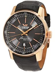 Vostok-Europe Men's NH25A/5659139 Gaz-14 Limo Tritium Tube Illumination Watch