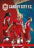 Official Cardiff City FC 2015 Calendar