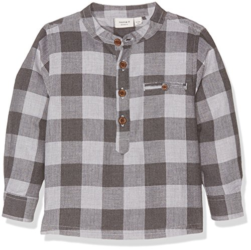 NAME IT Jungen Hemd Nitpara Ls Shirt Mz