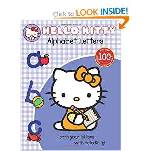 Learn with Hello Kitty: Alphabet Letters