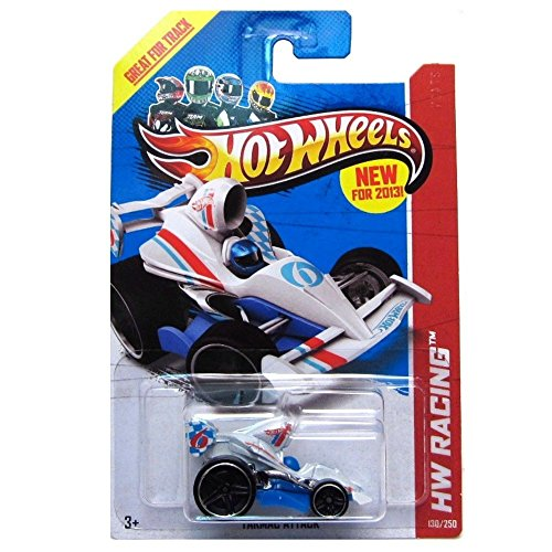 Hot Wheels HW Racing Tarmac Attack 130/250