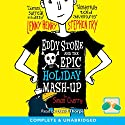 Eddy Stone and the Epic Holiday Mash-Up Audiobook by Simon Cherry Narrated by David Thorpe