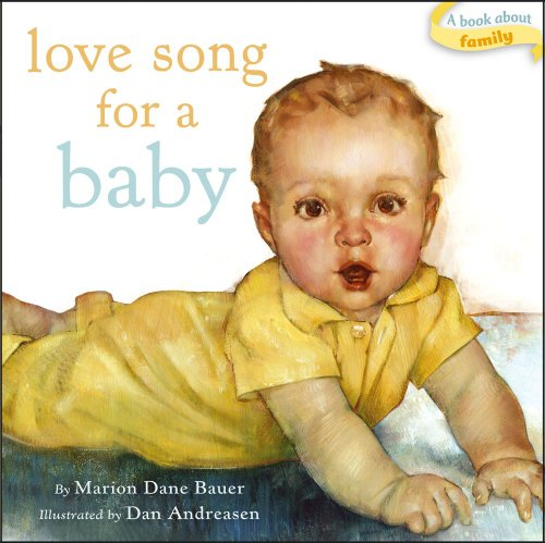 Love Song For A Baby (Classic Board Books) front-17276