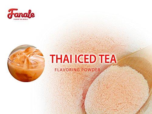 Fanale - Thai Iced Tea Bubble Tea Flavoring Powder