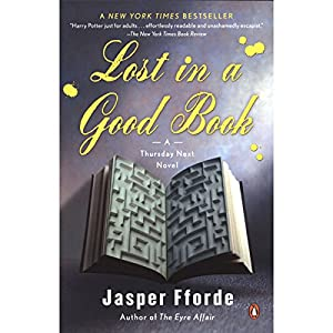 Lost in a Good Book Audiobook