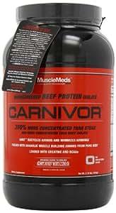 MuscleMeds Carnivor Cherry Vanilla Powder 908g