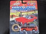1970 Superbird (vitamin-c-orange) Series 4 Johnny Lightning Muscle Cars Limited Edition