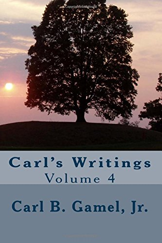 carls-writings-volume-4-carls-autobiography