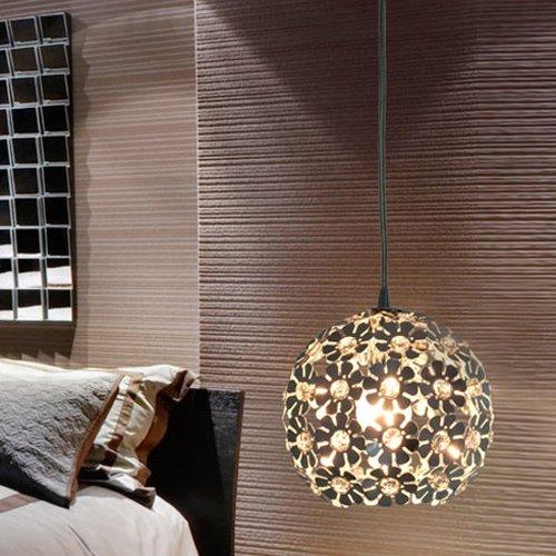 Lightinthebox Modern Minimalist 1 Light Pendant With Crystal Shade In Globular