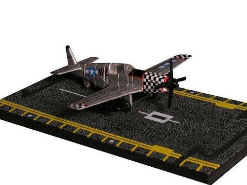 Hot Wings P-51D Silver