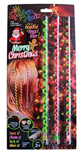 Spaghetti Headz Merry Christmas 3 Pack - 1