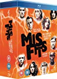 Misfits - Series 1-5 [Blu-ray]