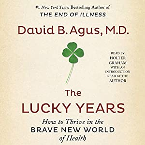 The Lucky Years Audiobook