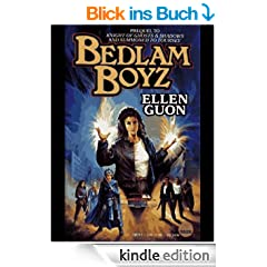 Bedlam Boyz (Urban Elves Book 3) (English Edition)