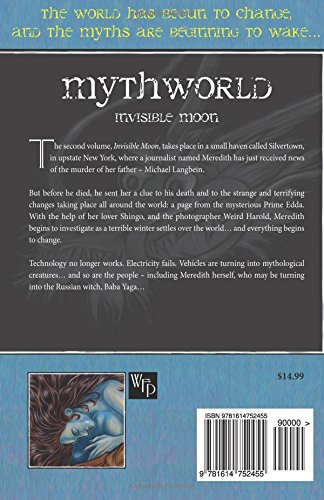 Invisible Moon: MythWorld Book Two: Volume 2