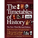 The Timetables of History: A Horizontal Linkage of People and Events ~ Bernard Grun