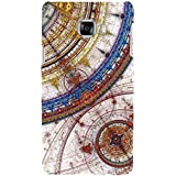 For Samsung Galaxy C7 Beautiful Pattern ( Beautiful Pattern, Rangoli, Pattern, Nice Pattern ) Printed Designer Back Case Cover By FashionCops