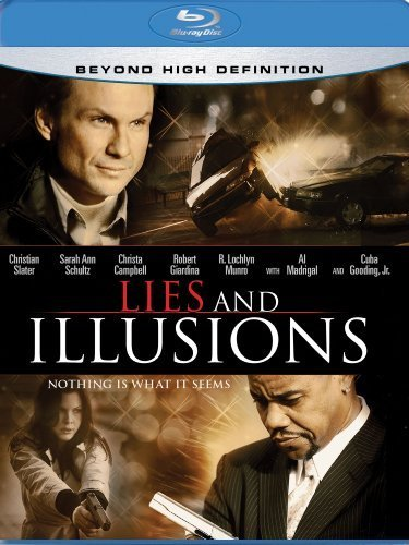 Lies and Illusions [Blu-ray] by Starz / Anchor Bay