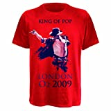 Universal Music Shirts Jackson,Michael - King of Pop 0919419 Unisex - Erwachsene Shirts/ T-Shirts