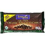 Sunspire Organic Chocolate Chips ( 12x9 OZ)