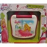 "BARBIE ""A Fashion Fairytale"" Learning Laptop"