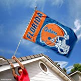Florida Gators Football Helmet Flag at Amazon.com