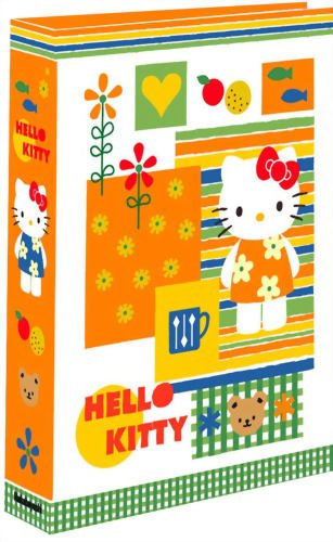 Nakabayashi Hello Kitty Natural 1PL pocket album 1PL-175