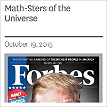 Math-Sters of the Universe (       UNABRIDGED) by Nathan Vardi Narrated by Daniel May