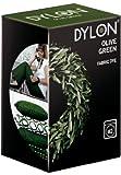 Dylon Machine Fabric Clothes Dye - 34 Olive Green 200g With Added Dye Salt