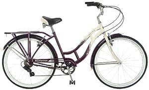 Schwinn Women's Sanctuary 7-Speed Cruiser Bicycle (26-Inch