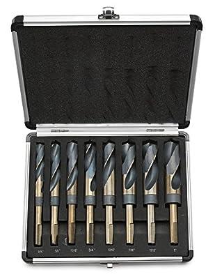 Neiko Pro® Silver and Deming Drill Bit Set