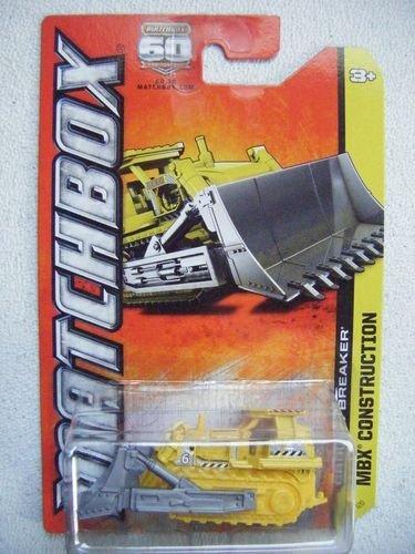 Matchbox MBX Construction Ground Breaker 50/120 - 1
