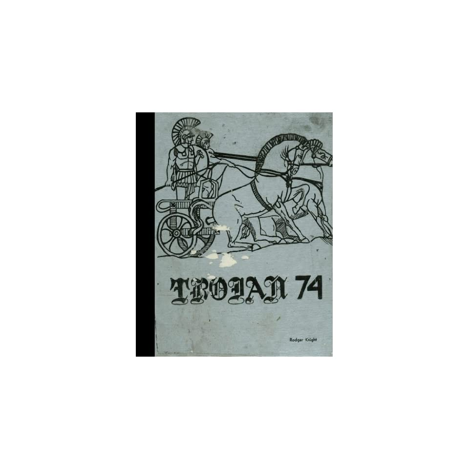 (Reprint) 1974 Yearbook Westminster High School, Westminster, South Carolina