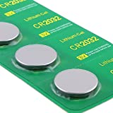 eForCity Lithium Coin Battery - CR2032 (5pcs)